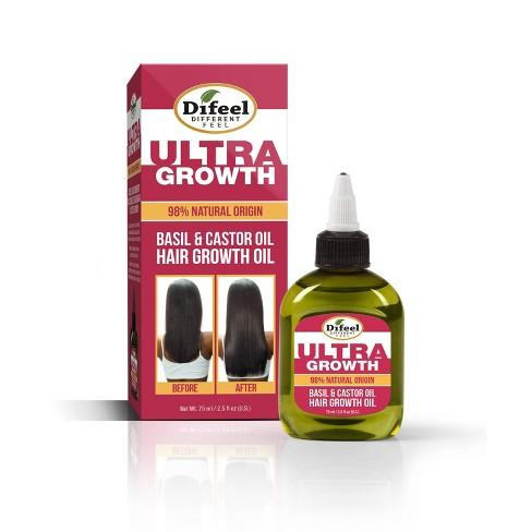 Difeel Ultra Growth Oil - 2.5 fl oz - image 1 of 3