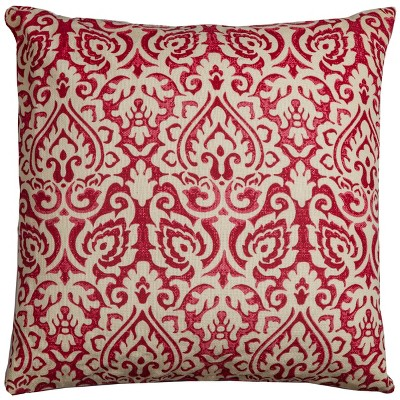 Throw Pillow Red - Rizzy Home