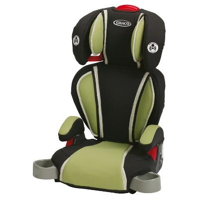 Graco Highback TurboBooster Car Seat - Go Green