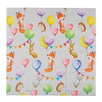 Toddleroo by North States Superyard Balloon Ride Play Mat
