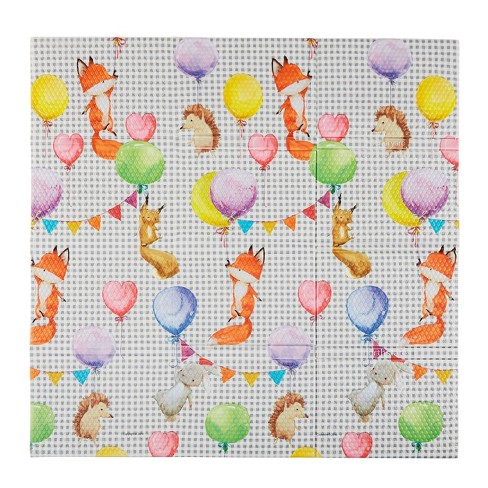 Toddleroo by North States Superyard Balloon Ride Play Mat - image 1 of 4