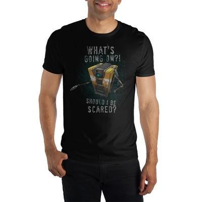 Borderlands Claptrap Short-Sleeve T-Shirt
