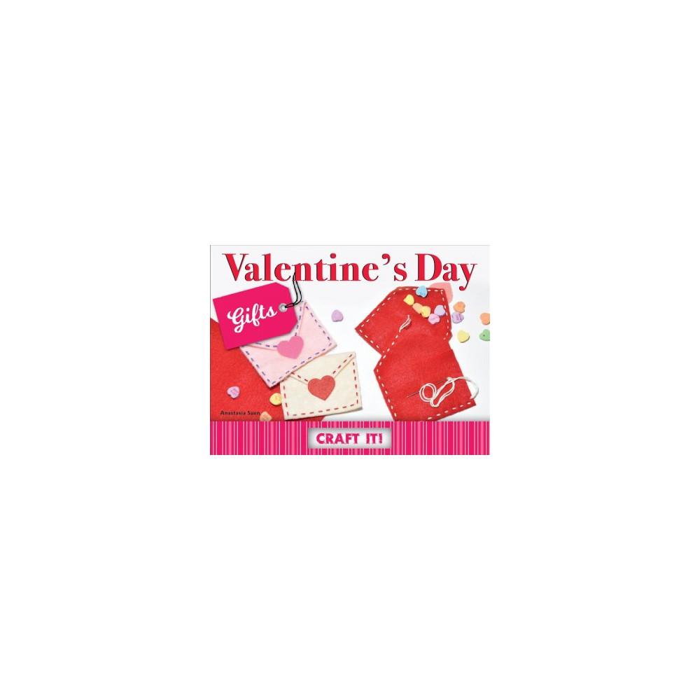 Valentine's Day Gifts (Paperback) (Anastasia Suen)