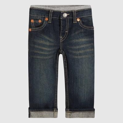 Levi's® Baby Boys' Murphy Pull-On Pants - Dark Wash 18M