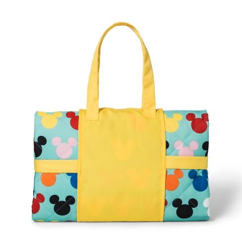 Disney Mickey Mouse Friends Aqua Design Picnic Blanket Target