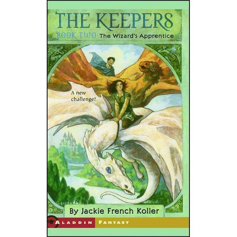 The Wizard's Apprentice - by  Jackie French Koller (Paperback) - image 1 of 1
