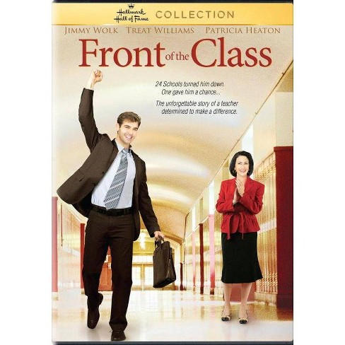 Front of the Class (DVD) - image 1 of 1