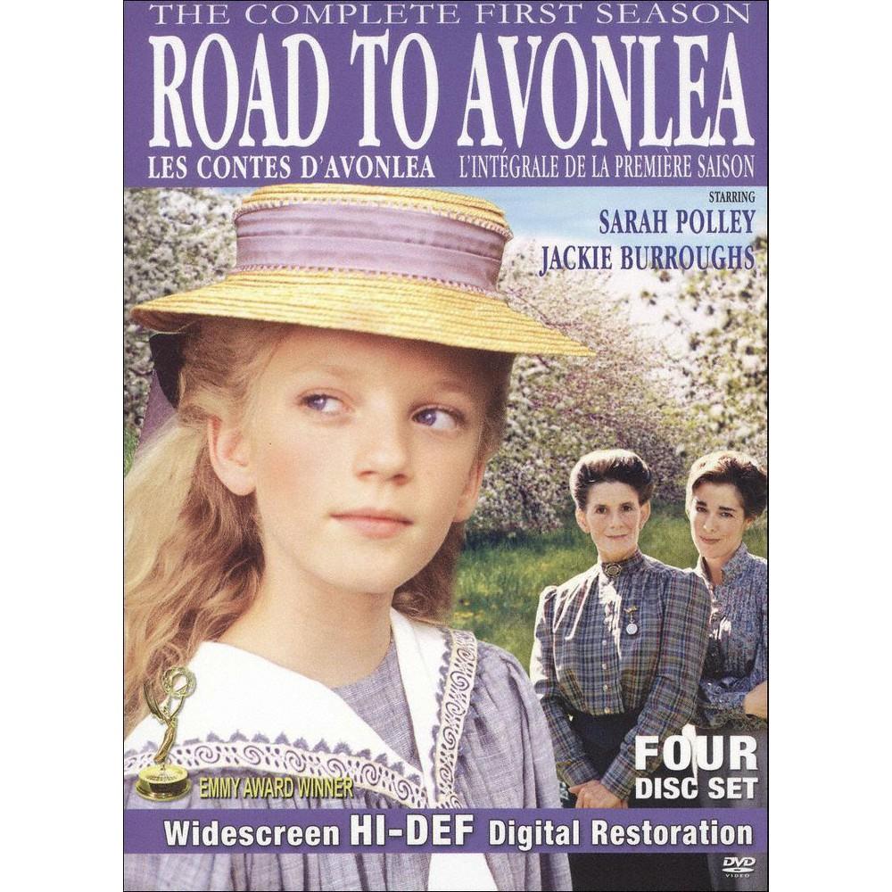 Road To Avonlea:Season 1 (Dvd)