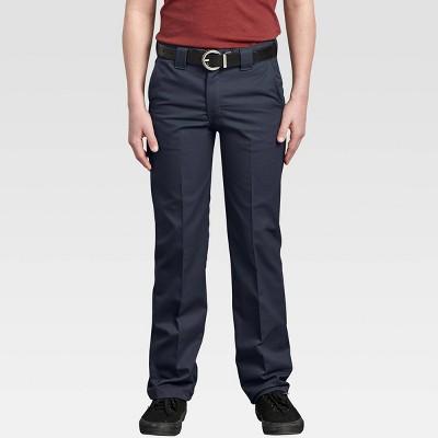 Dickies Boys' Slim Straight Pants