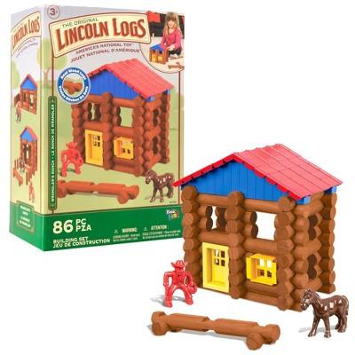 Lincoln Logs Wranglers Ranch Retro Box Set
