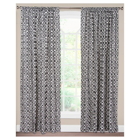 Siscovers Square Root Curtain Panel - image 1 of 1