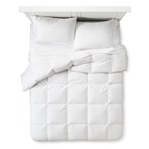 Warmest Goose Down Comforter White - Fieldcrest® - image 1 of 2