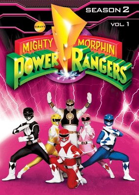 Mighty Morphin Power Rangers: Season 2, Vol. 1 (DVD)