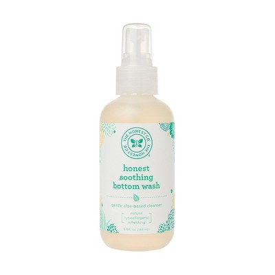 Honest Company Soothing Bottom Wash 5 oz