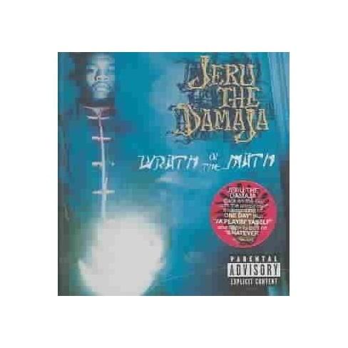 Jeru The DamajaJeru The Damaja - Wrath Of The Math (pa)wrath Of The Math (CD) - image 1 of 1