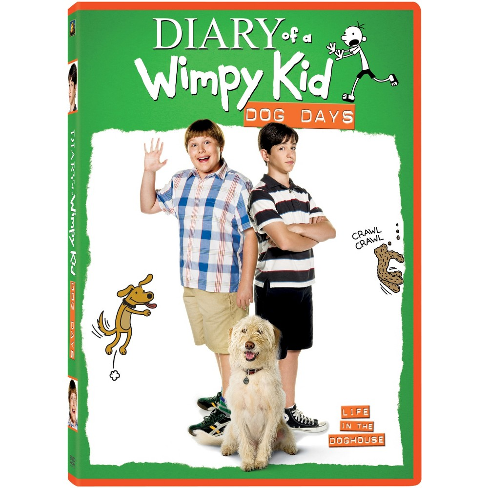 Diary of a Wimpy Kid: Dog Days (dvd_video)