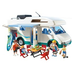 Playmobil Summer Camper, mini figures