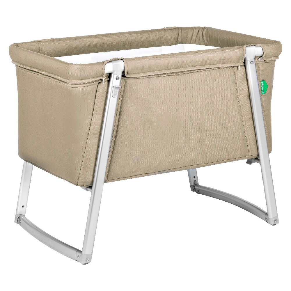 Babyhome Dream Baby Cot - Sand (Brown)