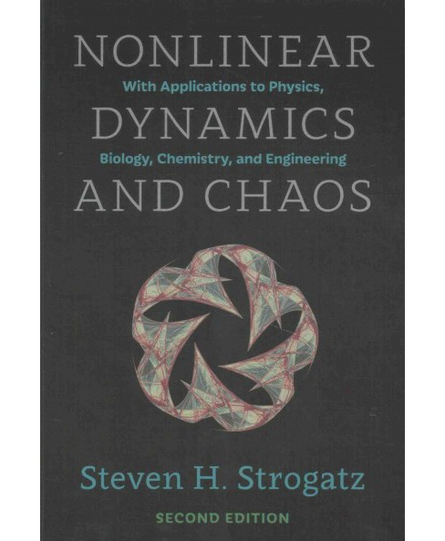 Nonlinear Dynamics and Chaos : With Applications to Physics, Biology, Chemistry, and Engineering - image 1 of 1