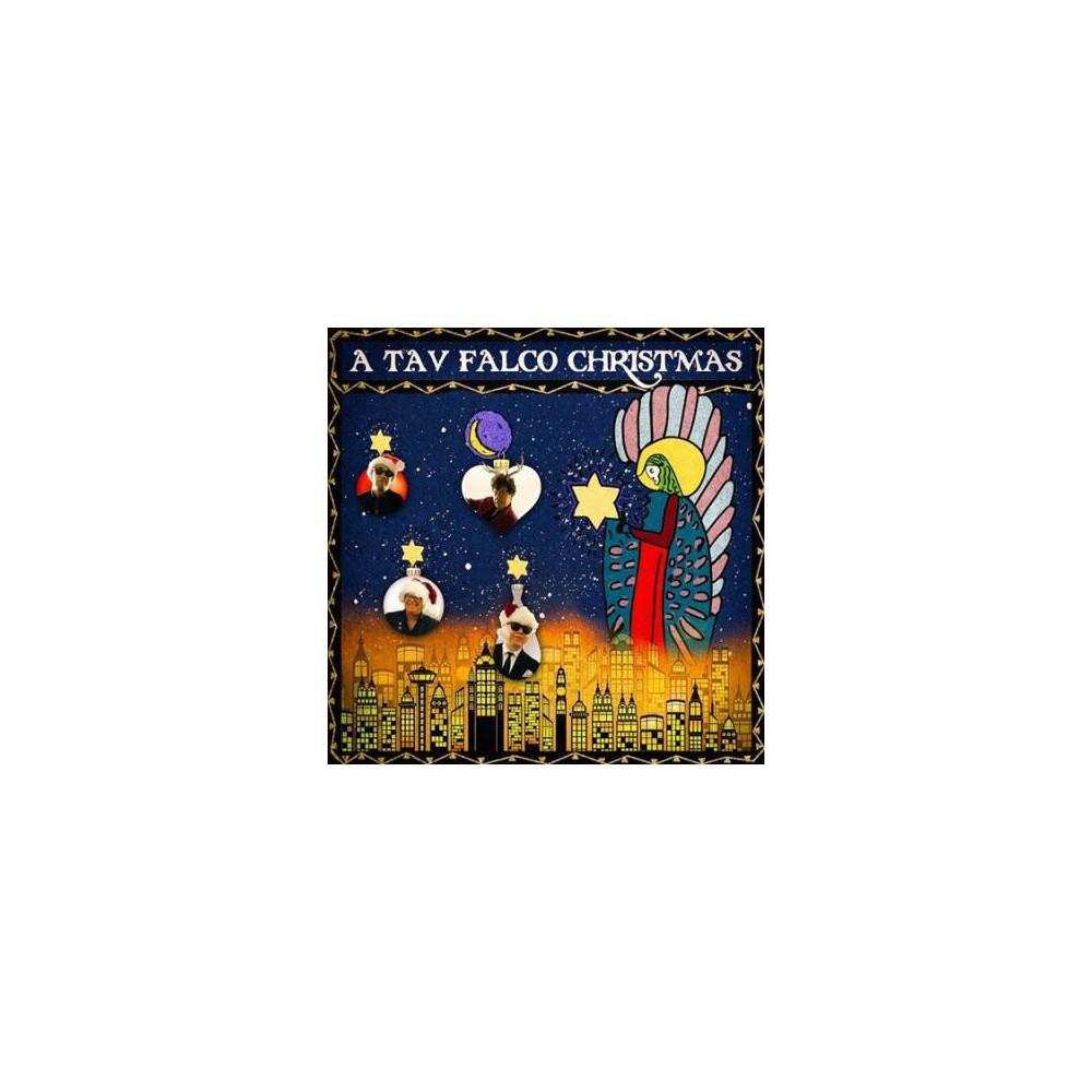 Tav Falco - Tav Falco Christmas (CD)