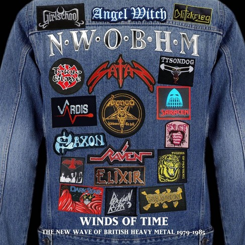 Various - Winds of Time: The New Wave of British Heavy Metal: 1979-1985 (CD) - image 1 of 1