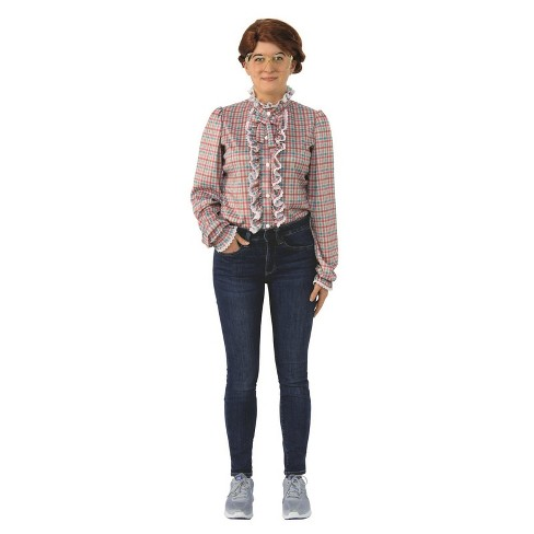 Women's Stranger Things Barb Shirt Halloween Costume - image 1 of 1