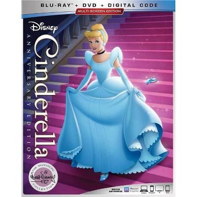 Cinderella Signature (Blu-Ray + DVD + Digital)