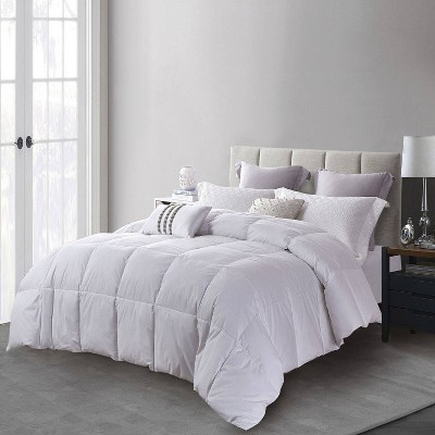 Feather & Down Fiber Comforter - Martha Stewart
