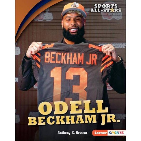pretty nice c8730 890de Odell Beckham Jr. - (Sports All-Stars (Lerner (Tm) Sports)) by Anthony K  Hewson (Hardcover)