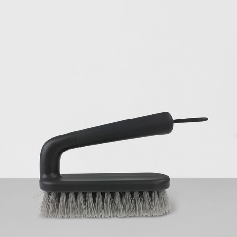 Iron Handle Scrub Brush - Made By Design™ - image 1 of 3