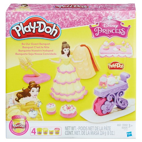 Play-Doh Be Our Guest Banquet Featuring Disney Princess Belle - image 1 of 2