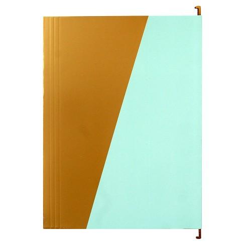 Hanging File Folders 6ct - Gold - Threshold™