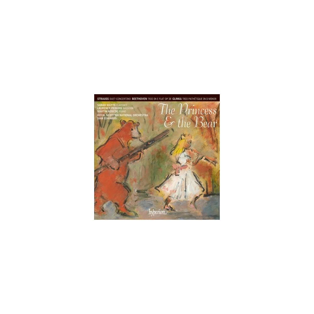 Laurence Perkins - Princess & The Bear (CD)