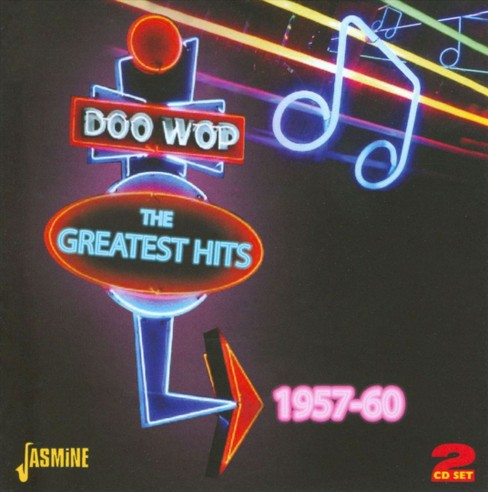 Various - Doo wop greatest hits 1957-60 (CD) - image 1 of 1