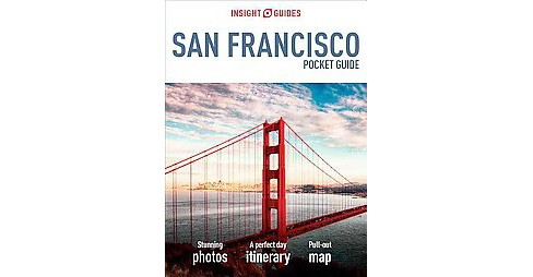 Insight Guides San Francisco : Pocket Guide (Paperback) - image 1 of 1