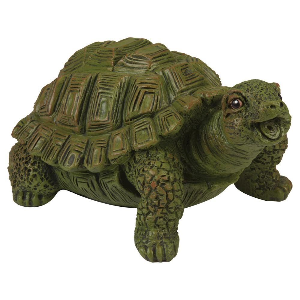 4.5 Pond Boss Turtle Spitter, Green