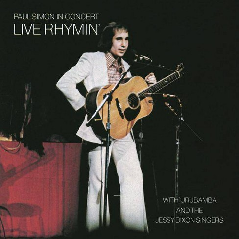 Paul Simon - Paul Simon In Concert: Live Rhymin' (CD) - image 1 of 1