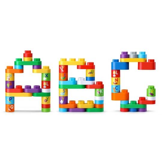 LeapFrog LeapBuilders 81pc Jumbo Blocks Box image number null