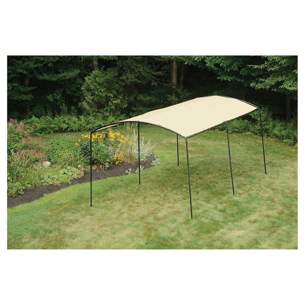 Monarc Canopy 9 X 16' - Shelterlogic, Brown