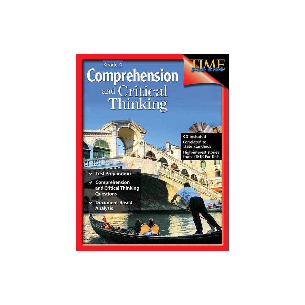 ISBN 9781425802448 product image for Comprehension and Critical Thinking Grade 4 (Grade 4) [with Cdrom] - by Lisa Gre | upcitemdb.com