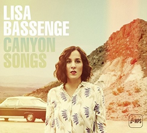 Lisa bassenge - Canyon songs (CD) - image 1 of 1