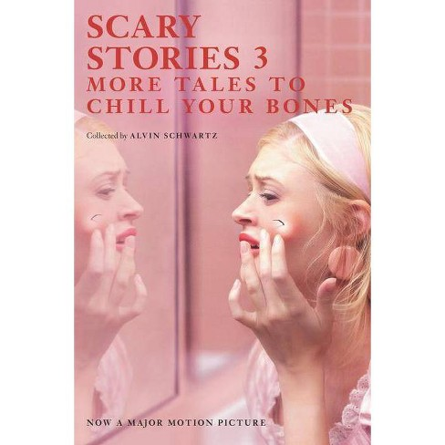 Scary Stories : More Tales to Chill Your Bones -  MTI by Alvin Schwartz (Paperback) - image 1 of 1
