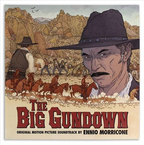 Ennio morricone - Big gundown (Ost) (Vinyl) - image 1 of 1