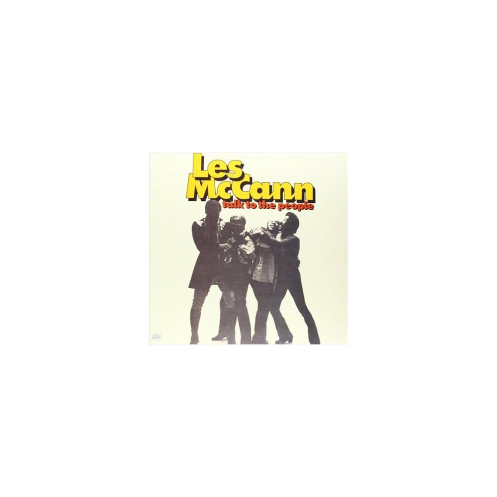 Les Mccann - Talk To The People (Vinyl)