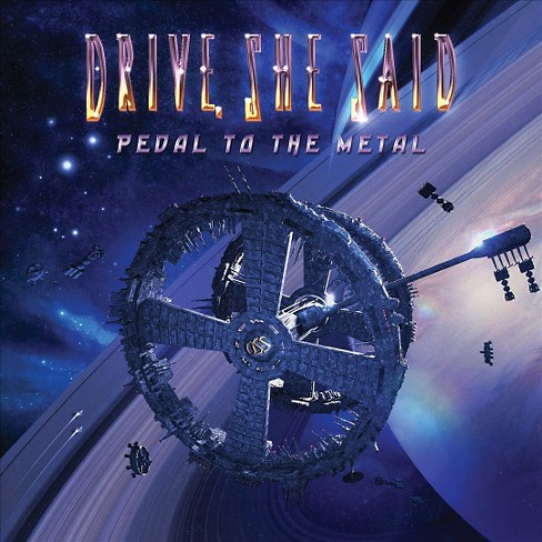 Drive she said - Pedal to the metal (CD) - image 1 of 1