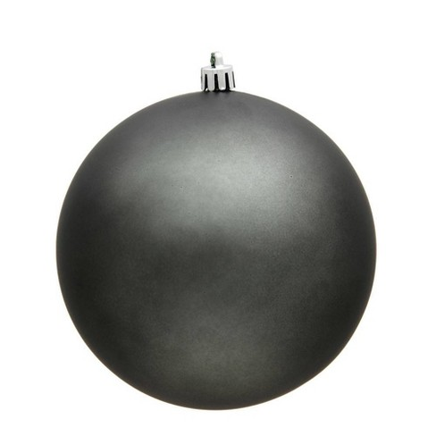 "Vickerman 2.75""/12ct Pewter UV Coated Matte Ball Ornament - image 1 of 1"