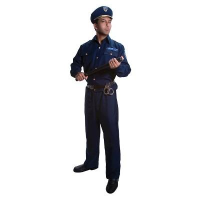 Adult Police Halloween Costume