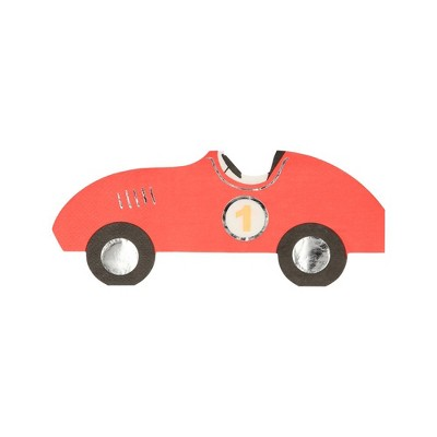 Meri Meri Race Car Napkins
