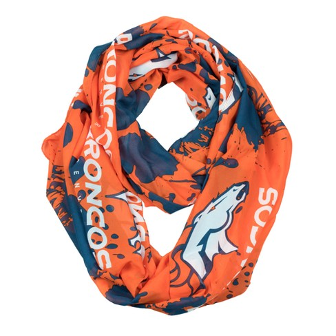 488a303f NFL Denver Broncos Infinity Scarf
