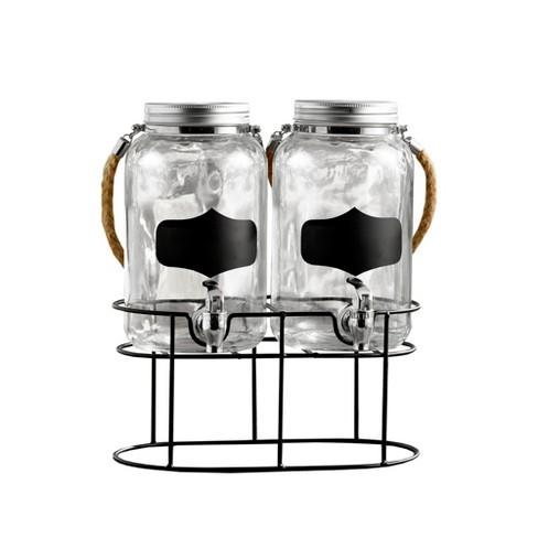 1gal 2pk Trent Chalkboard Beverage Dispenser - American Atelier - image 1 of 1